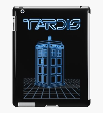 Retro Arcade Film Box  iPad Case/Skin
