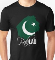 Paki Lad - For Proud Pakistanis Unisex T-Shirt
