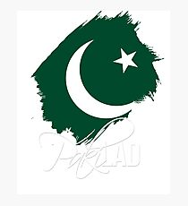 Paki Lad - For Proud Pakistanis Photographic Print
