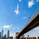 Brooklyn Bridge by AmandaJanePhoto