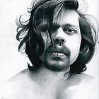Portrait of Dhruv by David J. Vanderpool
