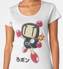 Bomberman Women's Premium T-Shirt
