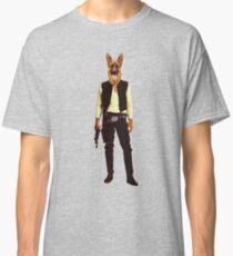 Han Solo Star Wars Dog Classic T-Shirt
