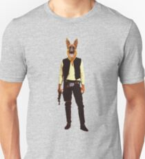 Han Solo Star Wars Dog T-Shirt