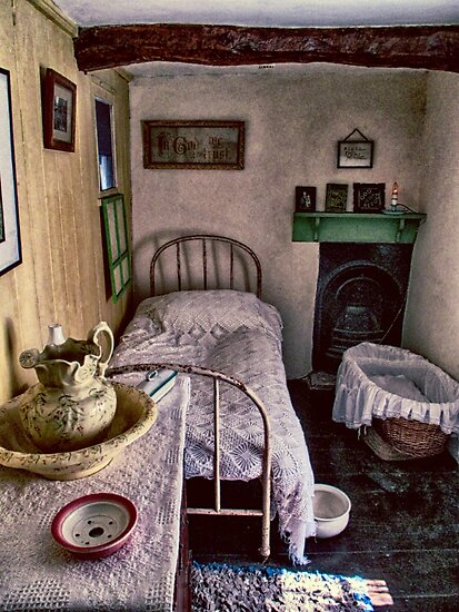 1930s Bedroom Posters By Shalisa Redbubble