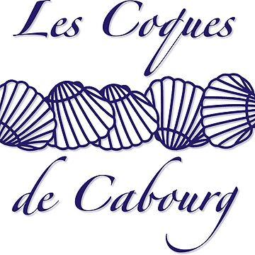 Les Coques de Cabourg by Lionfish