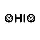 Ohio Tires Monotone Light by TinyStarAmerica