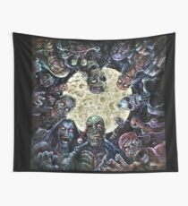 Zombies Attack (Zombie horde) Wall Tapestry