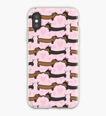 Doxie Love iPhone Case