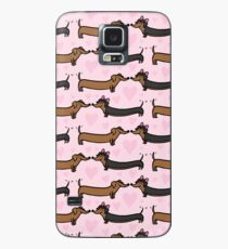 Funda/vinilo para Samsung Galaxy Doxie Love