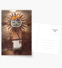 Sun Kachina Postcards