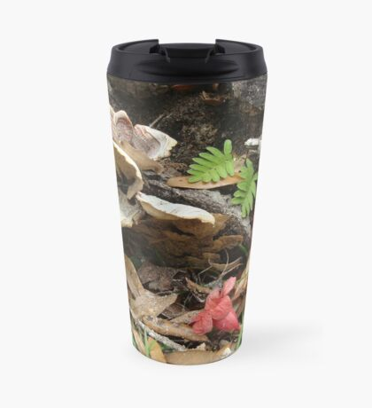 After the rain - life repeats Travel Mug