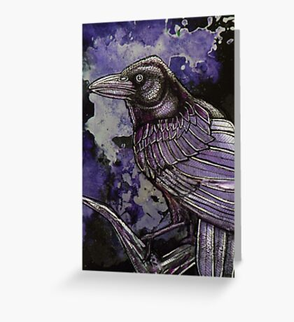 Nightwatch Greeting Card