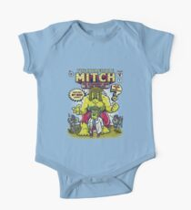 The Incredible Mitch One Piece - Short Sleeve