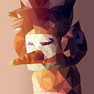Bird Kachina by Carl  Onsae