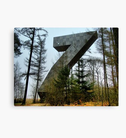 The Seven Tower Canvas Print