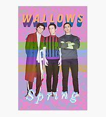 Walls Frühling Fotodruck