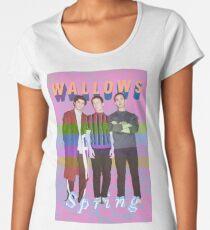 Walls Frühling Frauen Premium T-Shirts