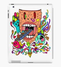 Feed Me Cup Cakes iPad Case/Skin