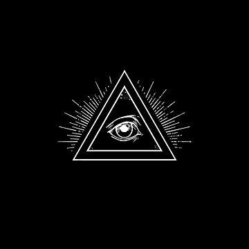 Dark Third Eye by sakharoth