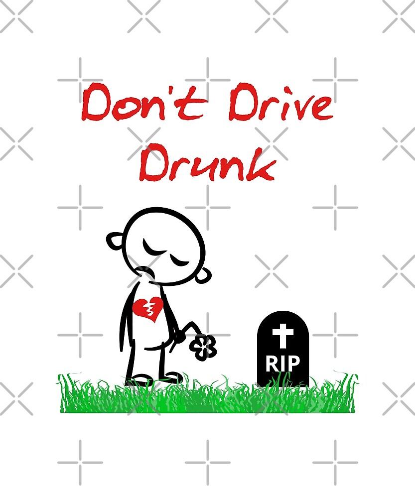 Dont Drive Drunk Broken Heart Color by TinyStarAmerica