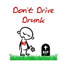 Dont Drive Drunk Broken Heart Color by TinyStarAmerica