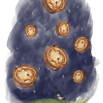 The Night It Rained Scotch Pies! by brodyquixote
