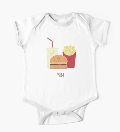Fast Food Kids Clothes