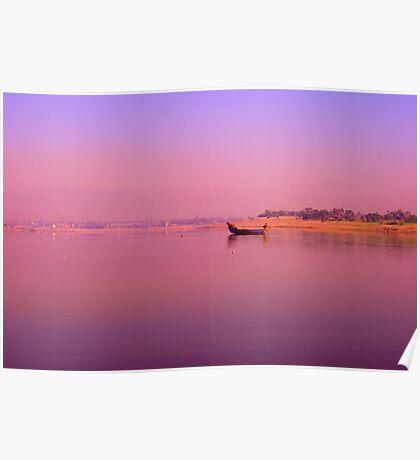 Fisherman's Dawn #2 Poster
