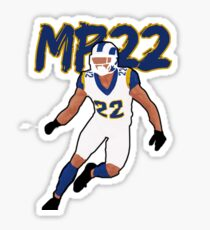 Marcus Peters (LA Rams) Sticker