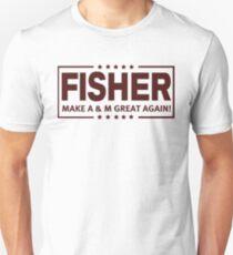 Fisher - MTAMGA!!! Unisex T-Shirt