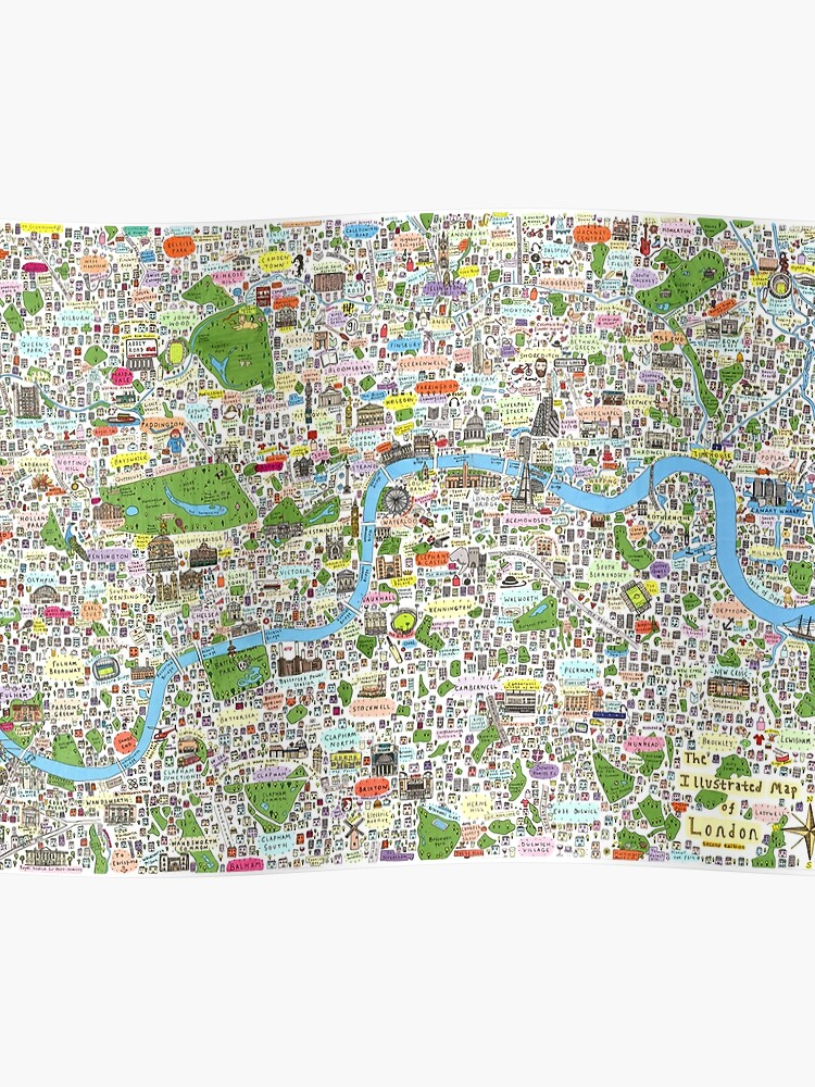 Cartoon Map Of Germany.Germany Ethnic Cultural Fun And Humor Cartoon City Map Poster
