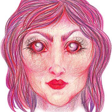 pink lady by mugs-munny