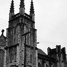 Old Gray Church by izzybeth