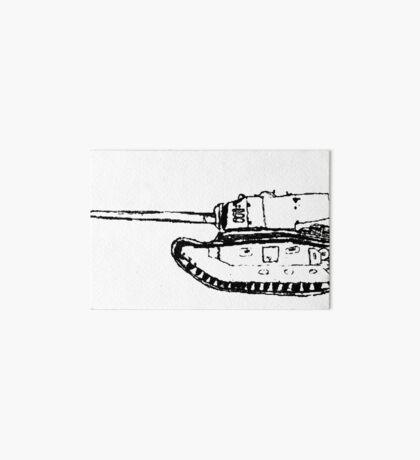tank Art Board