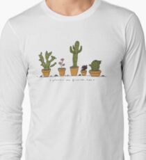 Plants Are Friends  Long Sleeve T-Shirt