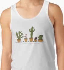 Plants Are Friends  Tank Top