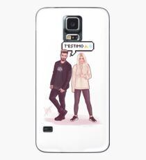 Agoney & Nerea - OT2017 Case/Skin for Samsung Galaxy
