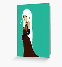 elf Greeting Card