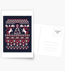 An Ugly Pokemon Christmas Postcards