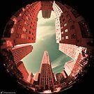 Rockefeller Center by digitizedchaos