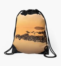 Lough Erne At Pettigo Drawstring Bag