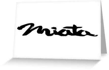 MIATA LOGO by TOMX5