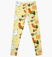 Chicken Party Leggings