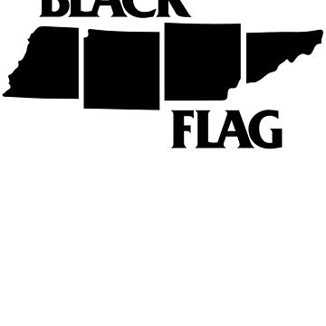 Black Flag Fans of Tennessee  by Gomatthew
