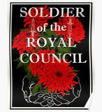 Palaye Royale Fan Design Poster