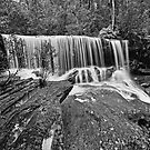 Somersby Falls by Mark Snelson