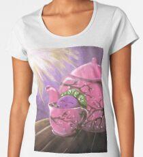 Oddish Painted Women's Premium T-Shirt