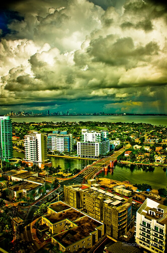 Stormy Skies, New horizons... by Simone Corrado