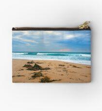 Sand Seaweed..Sticks.... Studio Pouch
